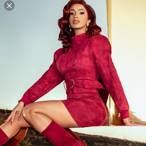 Fashion Nova Dresses Cardi B Fashionnova Boujee Bad And Thick